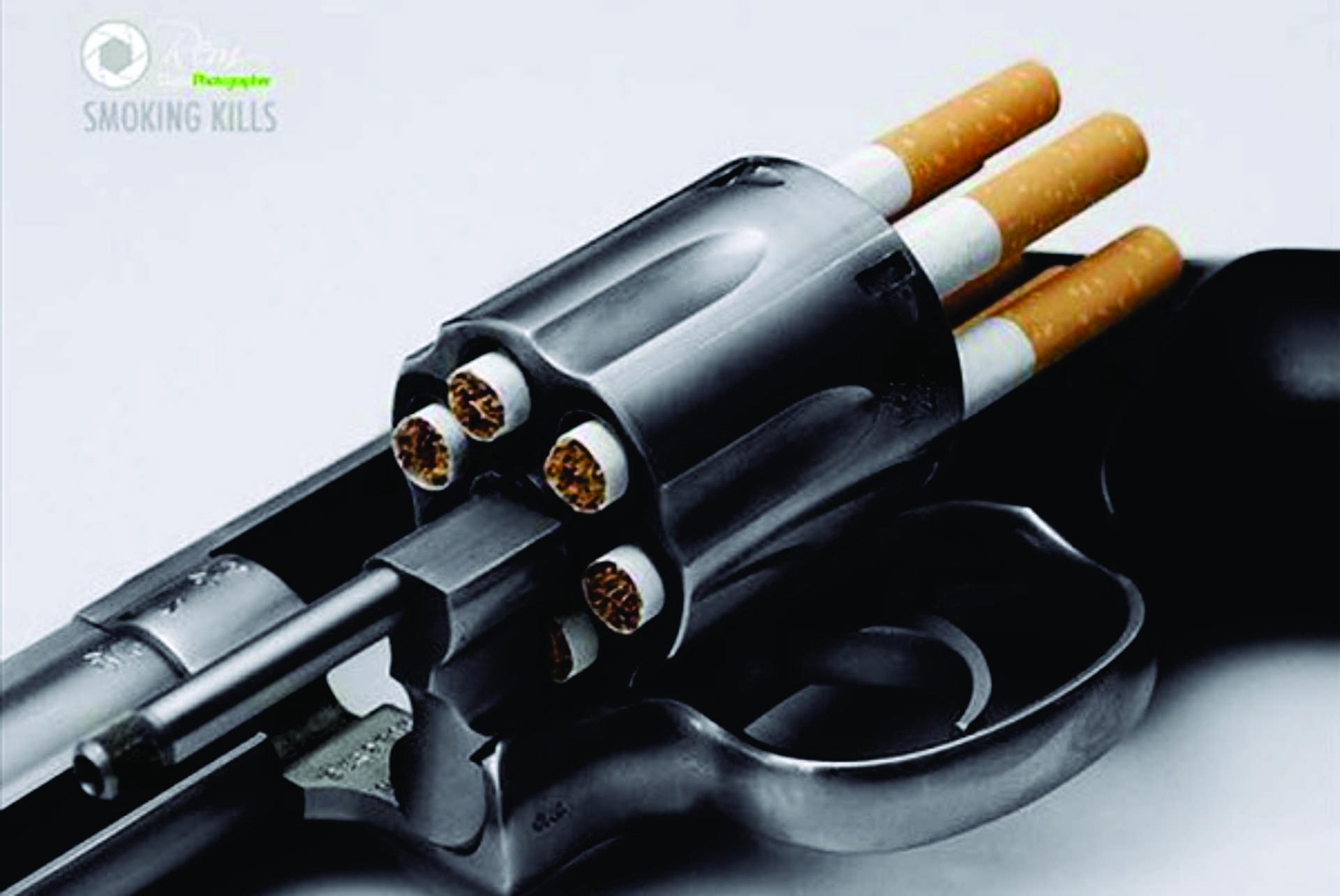 Día mundial de no fumar