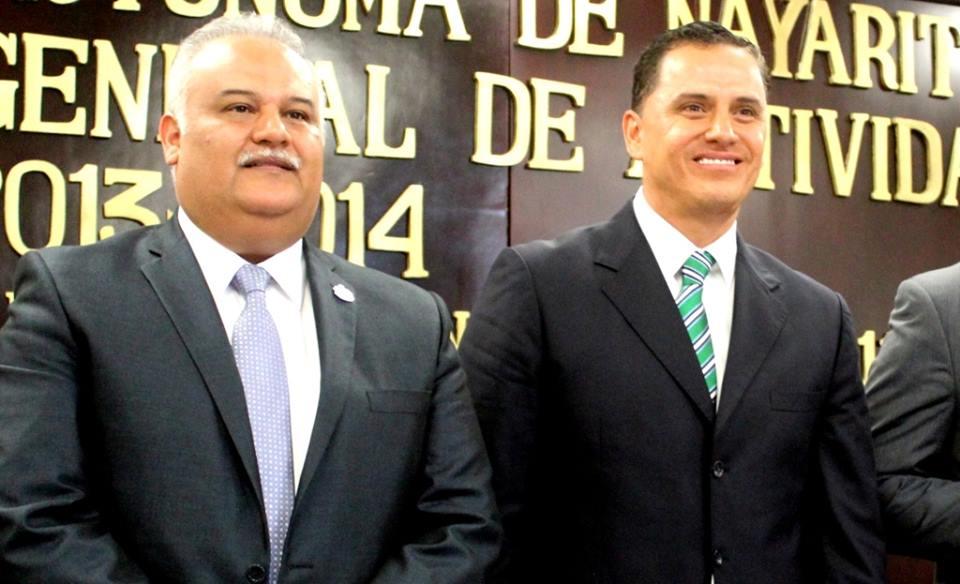 Roberto y Juan UAN