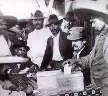 Votaciones en México 1910