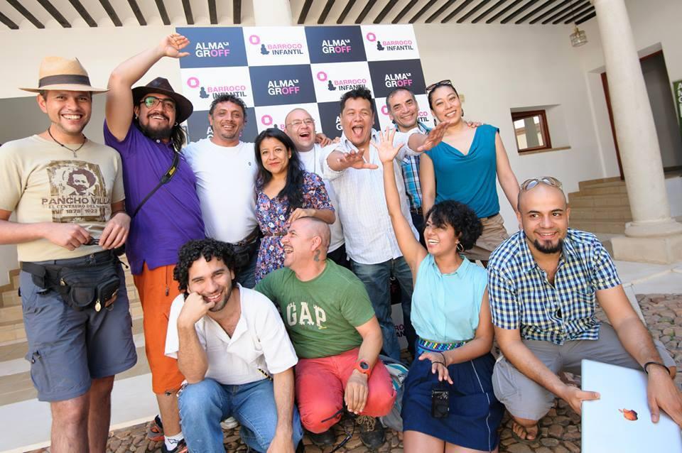 Entrevista con Juan Carrillo director de Los Colochos, Teatro