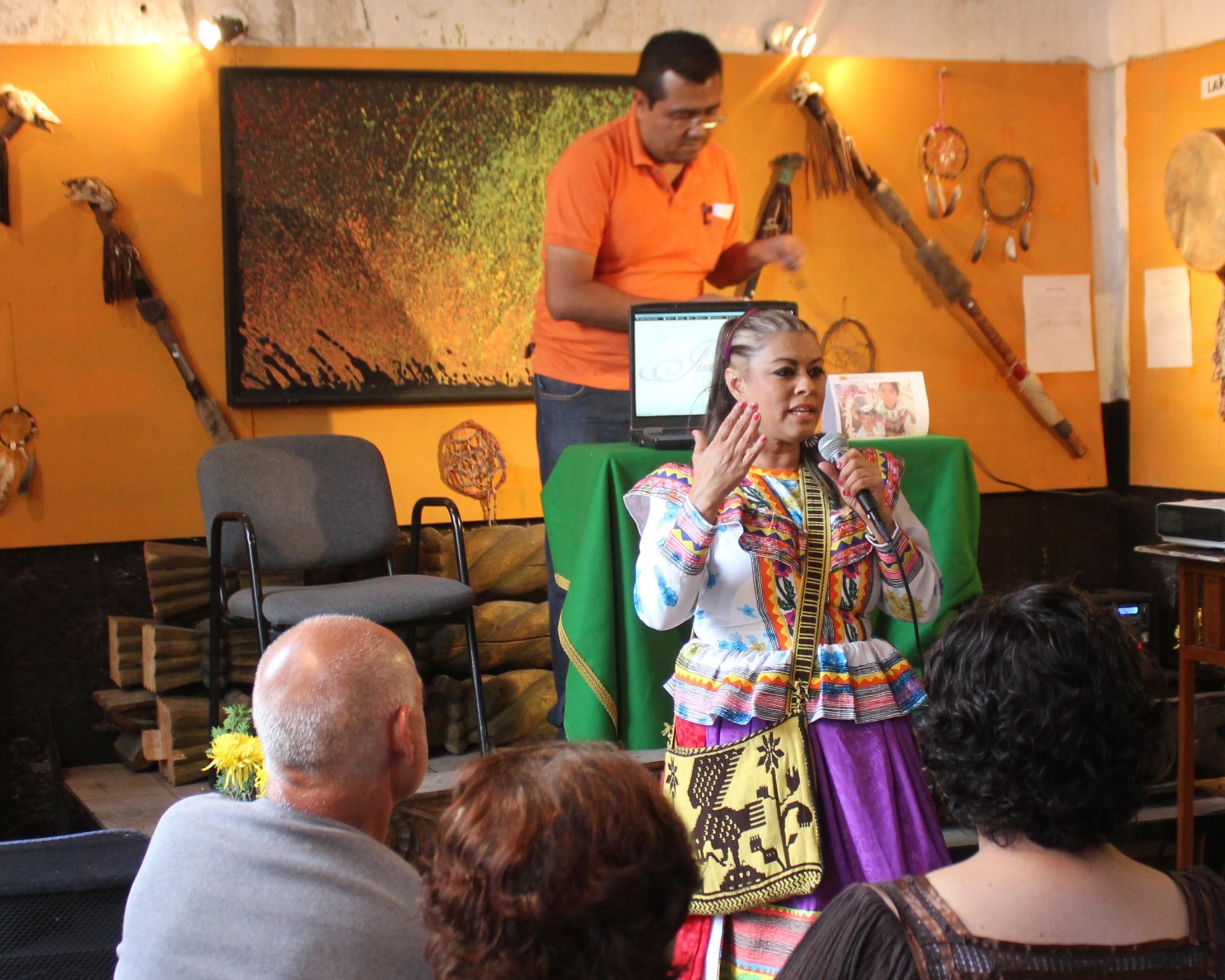 Casa Vieja celebra al gran imperio, origen de nuestra nación: Tenochtitlan