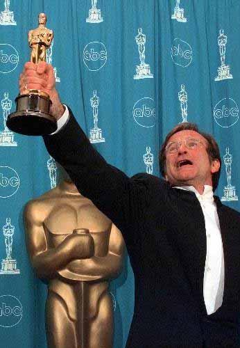 Robin Williams Oscar