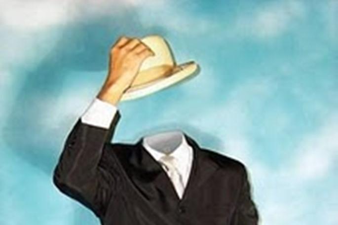 Resultado de imagen para sombrero sin cabeza