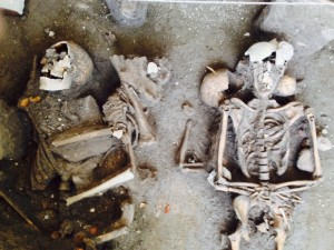Destruyen vestigios prehispánicos en el D.F.