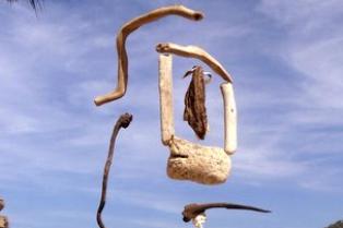 Esculturas del aire