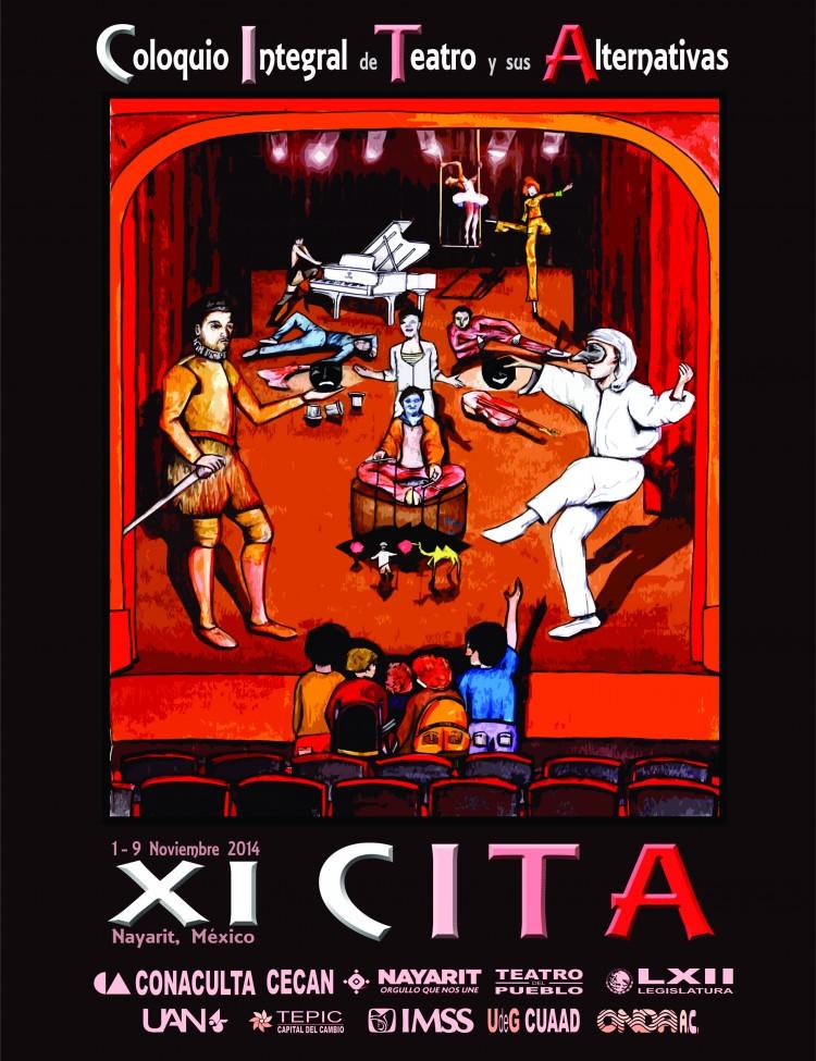 porgrama CARTEL XI CITA2014 1