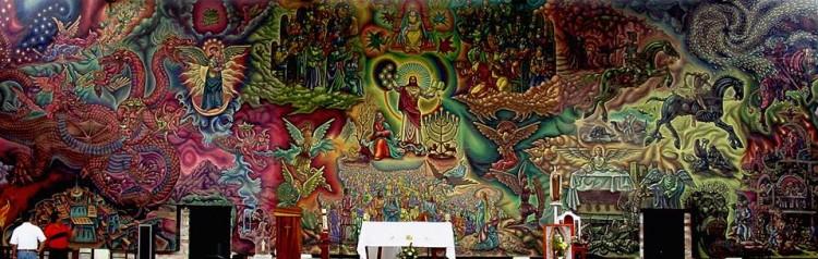 Mural de Juan Lamas