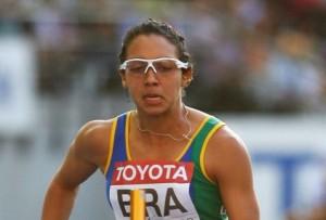 Suspenden por doping a velocista brasileña