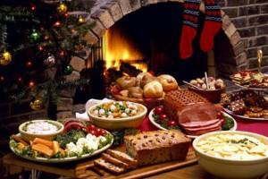 Habrá que caminar 12 horas para bajar la cena de Navidad