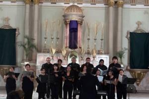 Temporada navideña del Coro del Estado