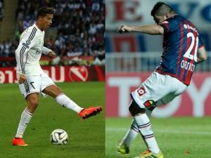 San Lorenzo vs Real Madrid