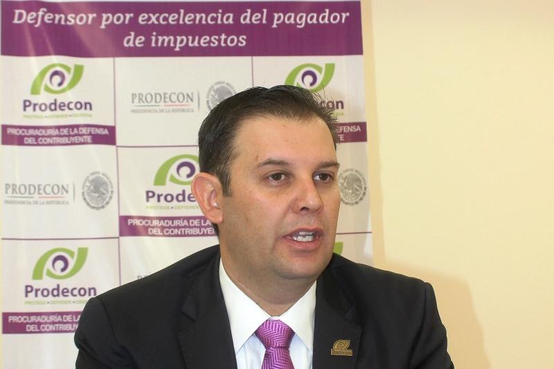 Prodecon, cuida derechos de los contribuyentes