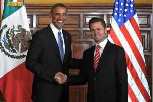 Obama y Peña Nieto se reunirán el 5 y 6 de enero