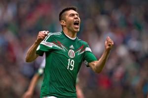 El Mexicano Oribe Peralta, entre los mejores goleadores del mundo