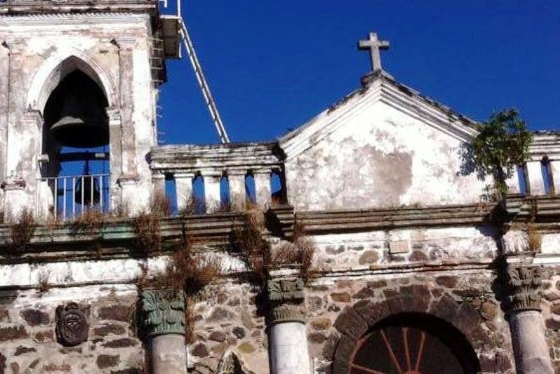Indiferencia al patrimonio cultural de San Blas