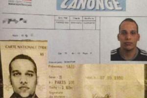 Identificados los presuntos atacantes de la revista 'Charlie Hebdo'