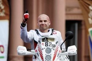 Murió un piloto polaco en el Dakar