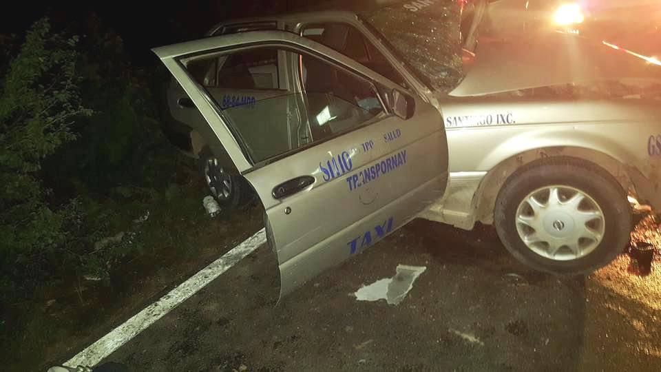 1 muerto en accidente carretero