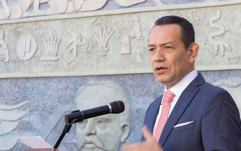 Actitud, ante un año difícil: Enríquez Soto