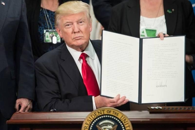Trump: Charlatán, ilusionista, vendedor