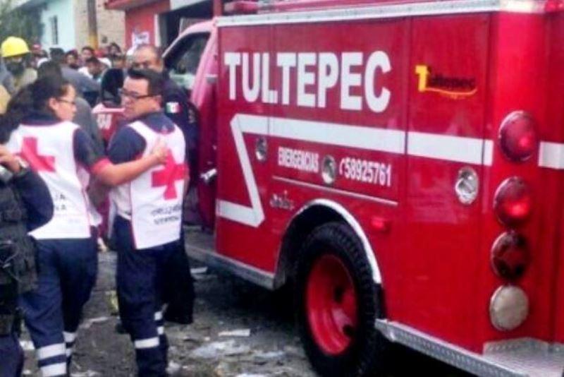 De nuevo deja muertos la pólvora en Tultepec