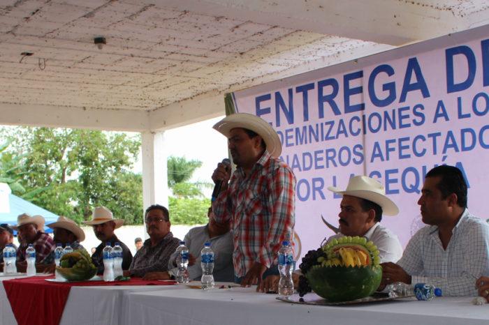 Por primera vez para ganaderos de Tecuala